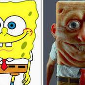 Zenobers Left Speechless After Seeing Spongebob The Human Walking At Zombie Land |Fiction