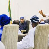 Bukola Saraki Is Making More Efforts To Reposition PDP, See What His Committee Did Again Yesterday