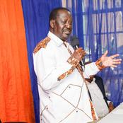 Eat Dp Ruto's Money But Support BBI, Raila Tells Kenyans