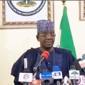 VIDEO: Zamfara State Governor Reacts To The Abduction Of Schoolgirls
