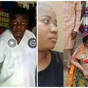 VIDEO: After Ada Jesus Was Taken To Spiritualist To seek For forgiveness, See What He did For Her
