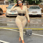 Destiny Etiko Stuns In New Photo, Shows Off Her Curves (Photos)