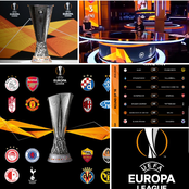 CONFIRMED: See Who Arsenal and Manchester United Will Be Facing In The Europa League Round of 16