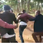 Kabuchai Turns Into a War Zone as Residents Chase After a Man Who Was  Allegedly Trying To Bribe Voters (Video)