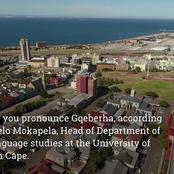 This is how you pronounce Gqeberha the new name for PE