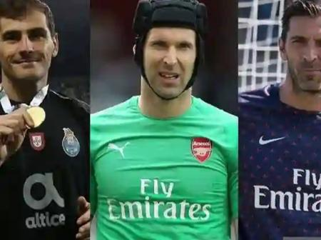 Ten Legendary Goalkeepers Of All Time