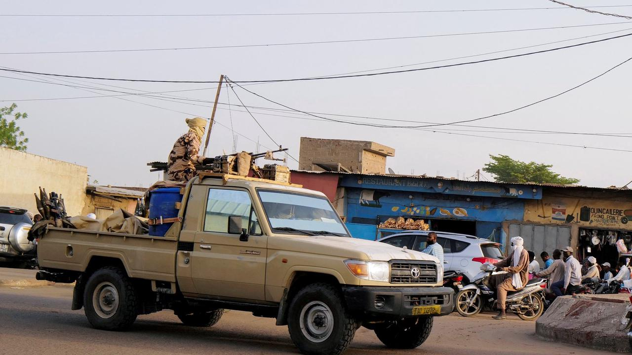 AfricaChad military claims victory over rebels in the north