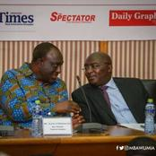 Bawumia is chief culprit, Mr. President; will you sack him too?