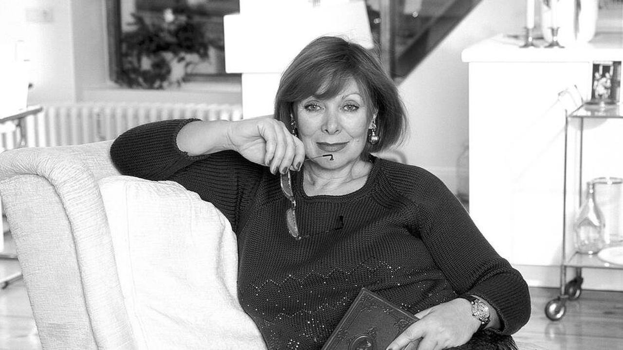 Herzförmige Urne: Heide Keller in bewegender Trauerfeier beigesetzt