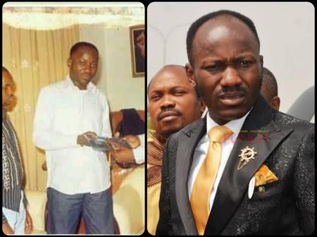 Apst Johnson Sulema Is 50 Today, See Throwback Pictures Of The Cleric That Inspires Hope (Photos)