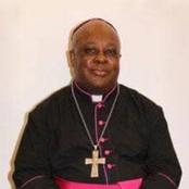 COVID-19 Has Taken Archbishop Gabuza's Life