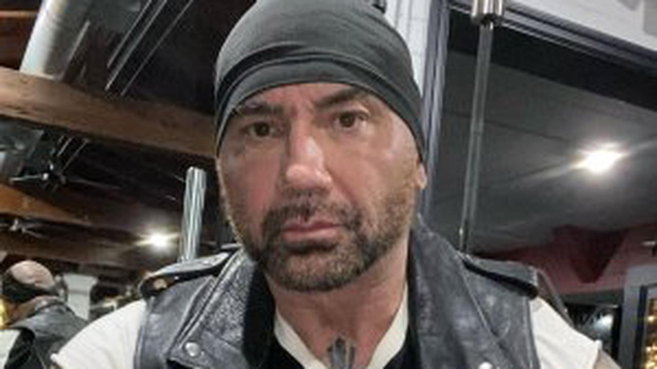Dave Bautista Offers $5K Reward for Information About Adopted Puppy's Abuser