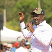Mt Kenya 'Martyrs' Who Are Willing to Sacrifice Their Political Lives For Ruto's Sake