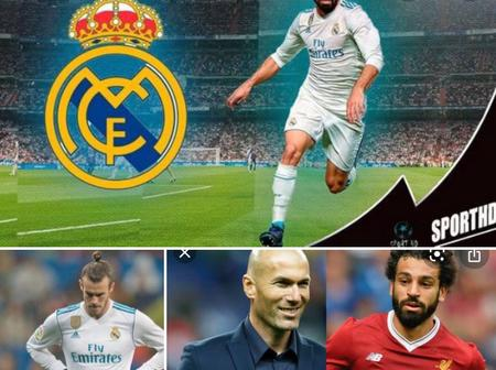 Zidane to replace Bale with Salah at Real Madrid as he looks to re-build