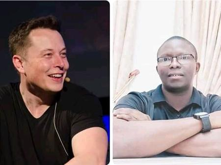 After a man claimed he looks like the world richest man Elon Musk, see how people reacted.