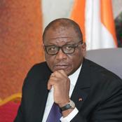 Un communiqué de la Présidence suscite des inquiétudes sur la santé du Premier Ministre Hamed Bakayoko
