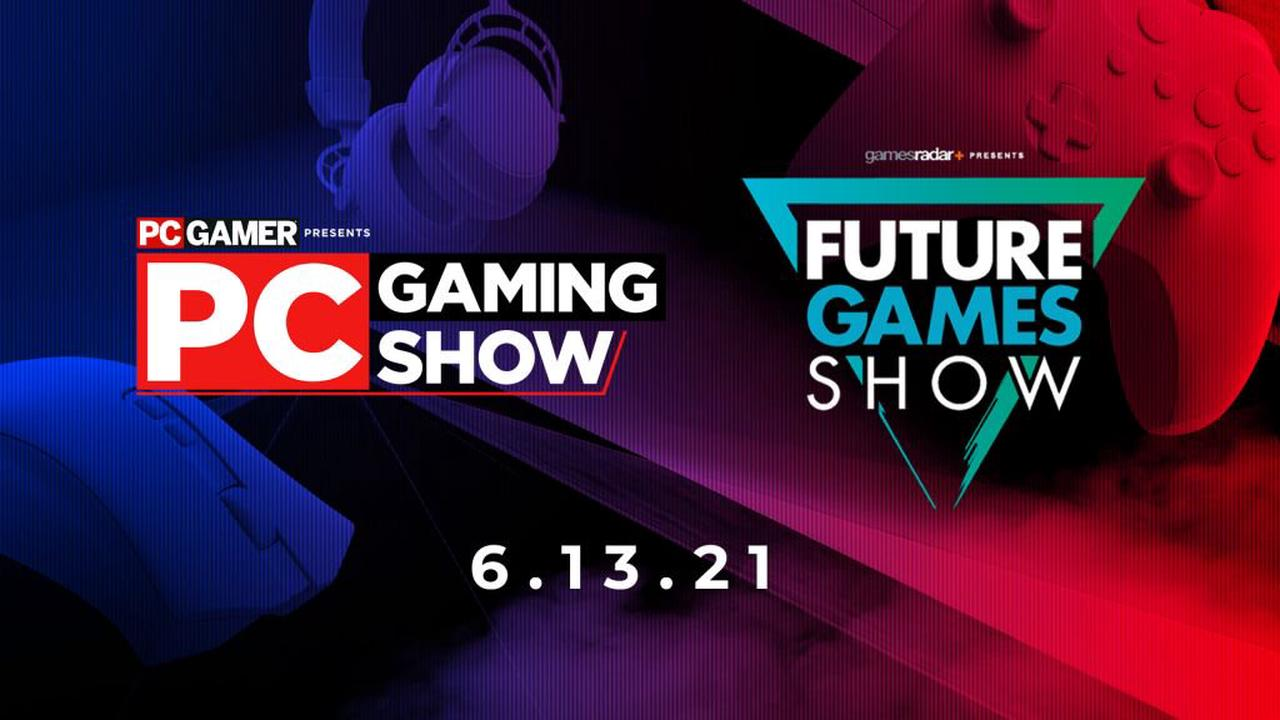 The PC Gaming Show and Future Games Show return on June 13