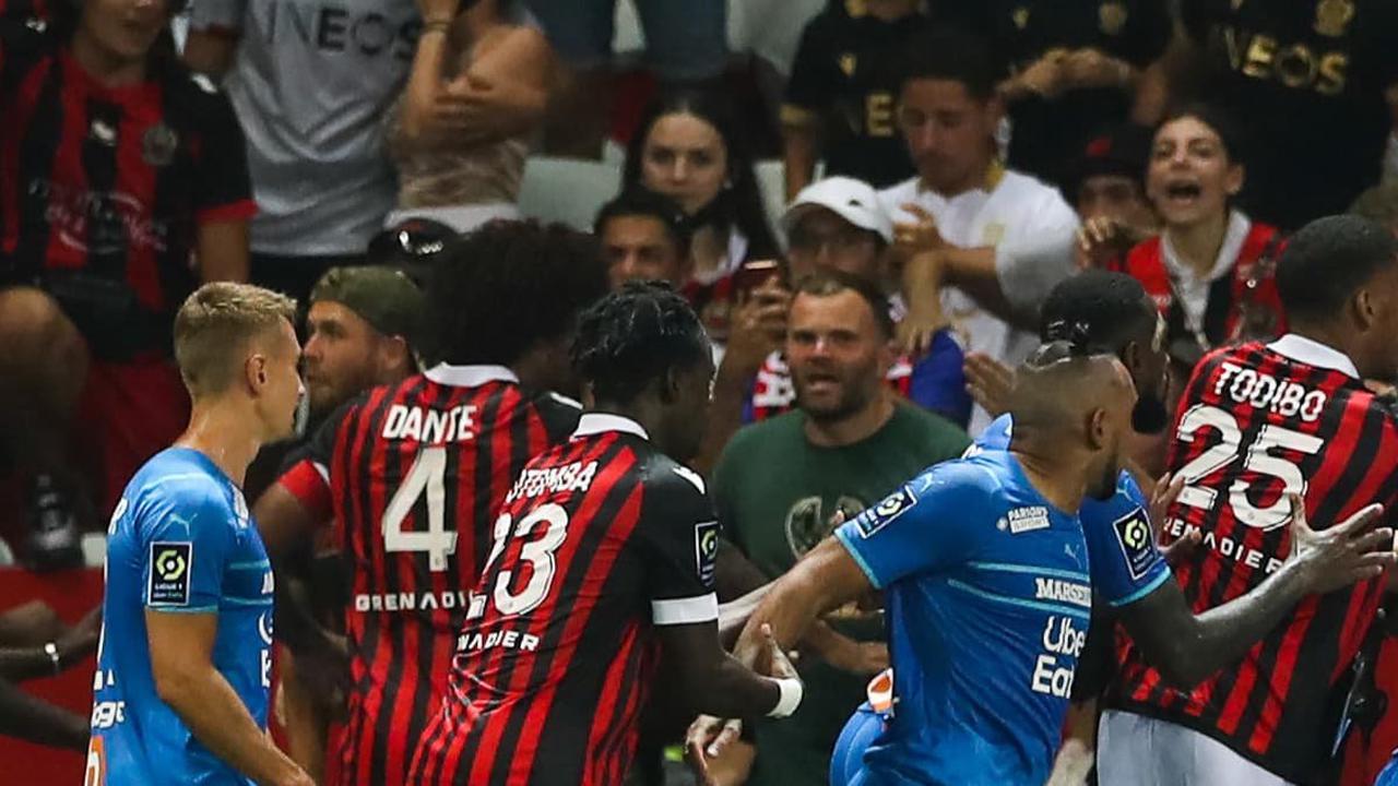 Incidents Nice-OM: Alvaro Gonzalez suspendu, du sursis pour Payet