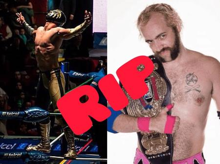 5 wrestlers who died while fighting in the ring.