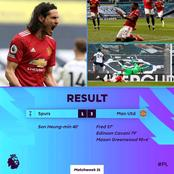 Match summary and photos from Manchester United magical comeback against Tottenham.