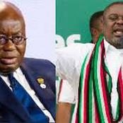 Koku Ahnyidoho Had This To Say Whiles Nana Addo Receive The Covid-19 vaccine