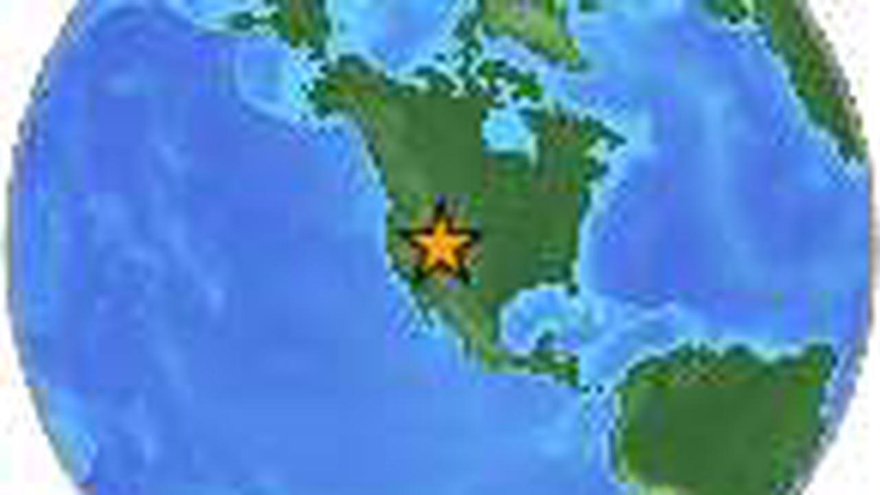 Minor earthquake, 2.92 mag strikes near Wallsburg in Utah