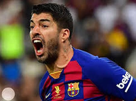 Barcelona Faced the consequences of Luis Suarez departure to Athletico Madrid in 1-0 loss to Getefe