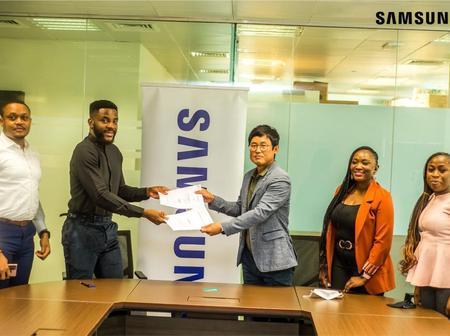 Ebuka Obi-Uchendu is the latest brand ambassador for Samsung Nigeria