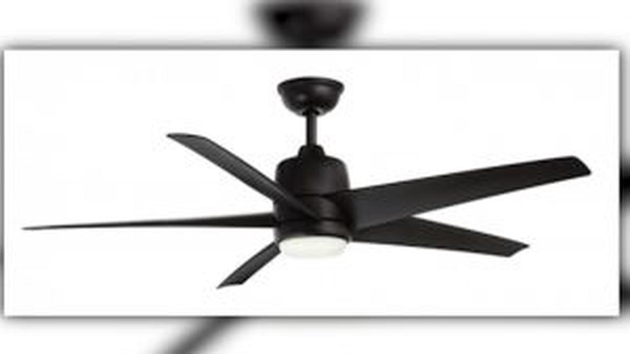 Ceiling Fan Sold At Home Depot Is Under Recall After It's Found That The Blades Can Fly Off