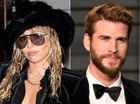 Miley Cyrus pokes fun at her failed marriage to Liam Hemsworth