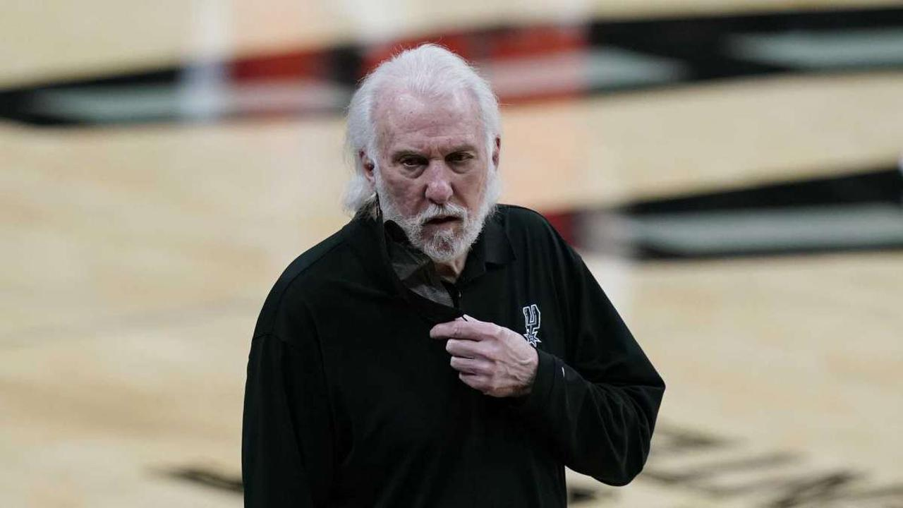 As Pop questions NBA owners, he finds an uncomfortable truth