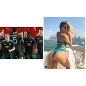 Adult Film Actress, Shona River Reveals Manchester United Stars Hired Her