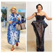 13 Times Tonto Dikeh Thrilled Us With Her Fashion Sense
