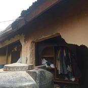 Man Lost All His Children and Their Mother to Fire Accident in Jos.