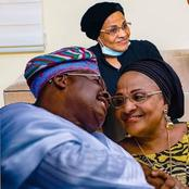 'I'm pained when I lie down on our bed and I see your space is empty beside me' - Ajimobi's wife