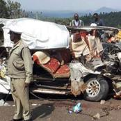 Tragic Road Accident Leaves Passengers Seriously Injured in Limuru