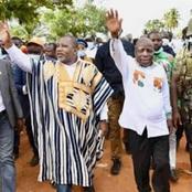 Politique-A. Flindé et Sidiki Konaté liés par le même destin?/Leurs ''traces'' sont plus expressives