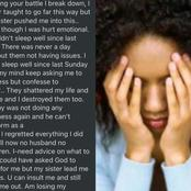 I Destroyed My Husband's Business And Marriage After He Brought Another Wife — Lady Confesses