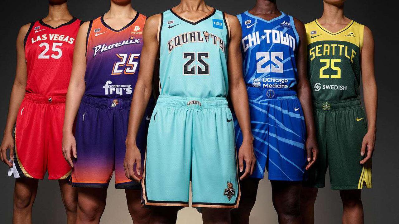 Ranking Every New WNBA Uniform