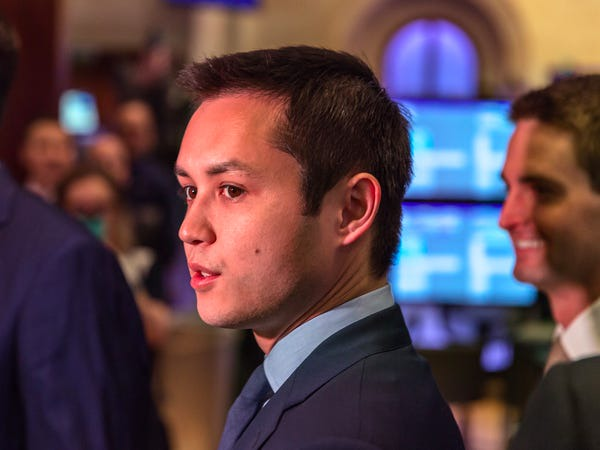 The life and career of Snapchat cofounder Bobby Murphy - Business ...