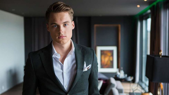 Gustav Magnar Witzøe   Young, Billionaire, Oil company