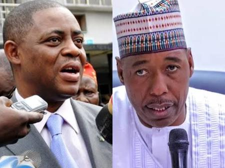 FFK: I Have Lost My Respect For Zulum, There Are No Christians In Boko Haram