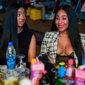 Fans Blast Erica Over The Cloth She Wore To Ay Live