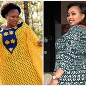 'Kuwa Tu Socialite Achana Na Siasa' Millicent Omanga Told After Posting This Online