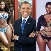 Meet The Beautiful Actress who Claims Ex-US President, Barrack Obama Is Her 'Husband'