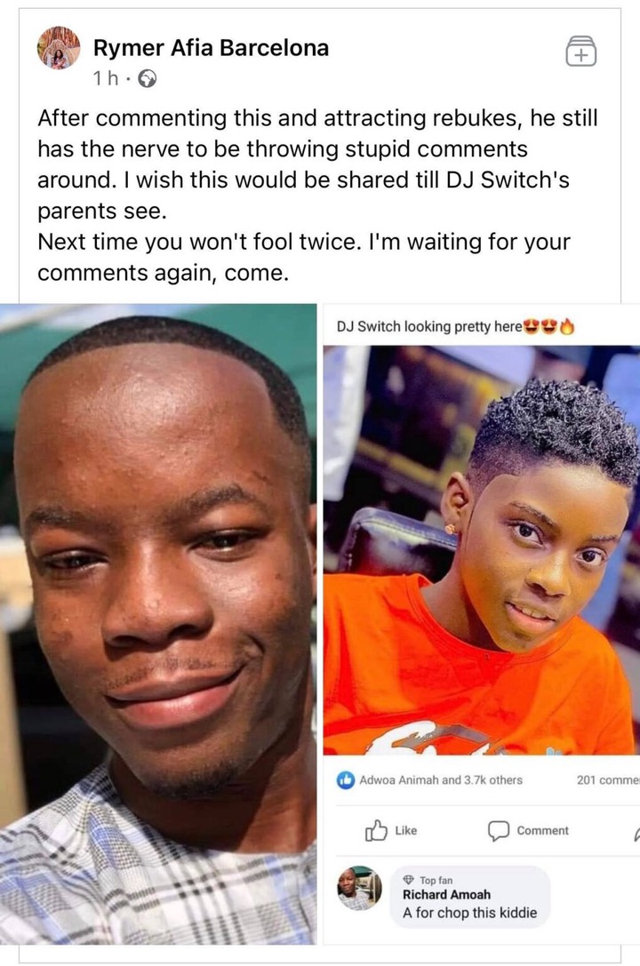 c679008e24f8c16322c9945dc1f830d3?quality=uhq&resize=720 - Ghanaian Celebrities React After Ghanaian Man Said He Must 'Chop' 12-year-old DJ Switch