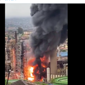 Massive explosion of Engen Oil Refinery in Durban leads to a lot of discrepancies.