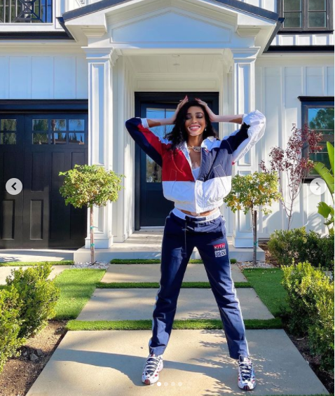 Supermodel Winnie Harlow buys her first home, gives fans a sneak peek of the California crib  (Photos/Videos)