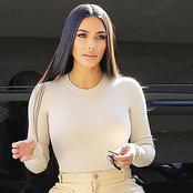 Have You Seen These 40 Pulchritudinous Pictures Of Kim Kardashian West?