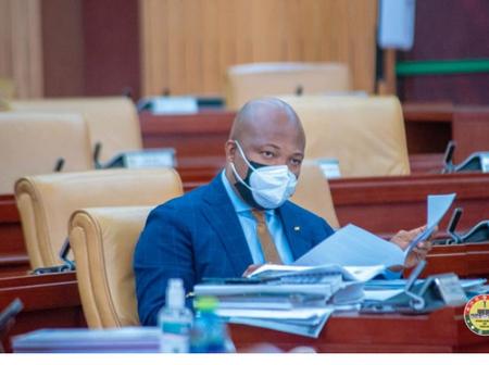 Deputy Majority Chief Whip calls for the resignation of Samuel Okudzeto Ablakwa as MP